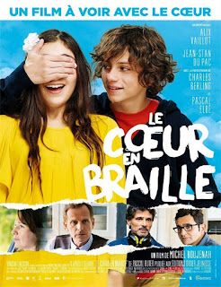 Ver Le coeur en braille (Amor en braille) (2016) Gratis Online