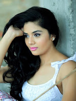 Sreemukhi latest dazzling photo gallery-cover-photo