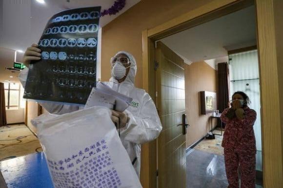 Virus corona tàn phá cơ thể người ra sao?