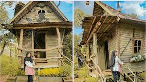 Tidak Hanya Ada Di Cerita Fiksi, Ternyata Rumah Nenek Sihir Juga Ada di Banjarbaru