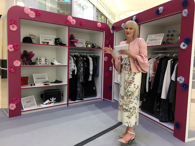 Eldon Square Walk-in wardrobe fashion experience