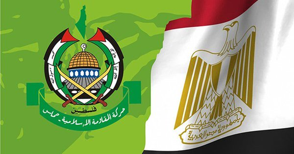 وفد من حركة حماس إلى القاهرة تلبية لدعوة مصرية