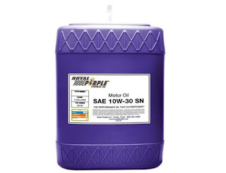 Royal Purple API-Licensed Motor Oil