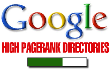 Top High PR Web Directories List and Submission