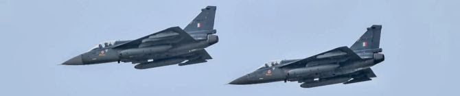 Defence Minister Asks IAF To Draw Up Long Term Strategies To Counter Future Threats