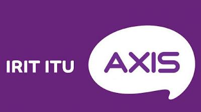 Paket Internet Obor Axis Irit