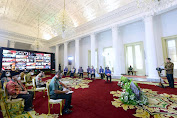 Presiden: Fungsi Pengawasan BPKP Harus Jamin Tercapainya Tujuan Program Pemerintah