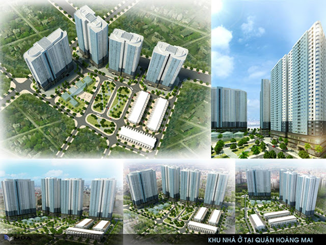 Biệt thự liền kề Geleximco - Gelexia Riverside 885 Tam Trinh