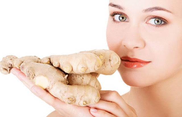 Top 4 utilisations du gingembre pour être plus belle naturellement