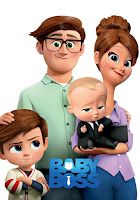 The Boss Baby 2017 Dual Audio Hindi 720p BluRay