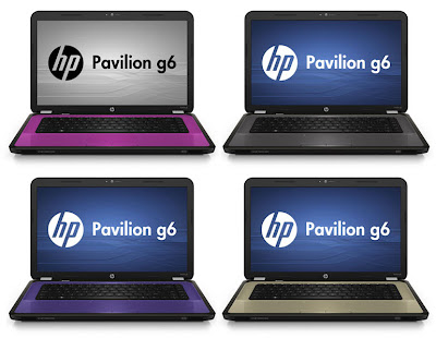 Hp pavilion g6 user S Manual