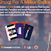 Boost Shoot For A Million Cash Giveaway - 140 Winners Win $100 or $250 Cash or Gift Cards. Grand Prize Trip to Basketball Game + Change to Shoot Half Court Short for $1 Million Dollars. Daily Entry, Ends 3/11/20