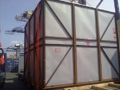 Gambar Container Flat Rack 40 Feet