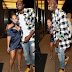 Prics  Usain Bolt blows smoke in his fiancee's mouth and kisses her as they party in London