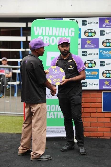 Grooms Initiative Winner - 29th December 2019 - Race 4 - Nkosoxola Phillip Nunu - SUPER FLUKE
