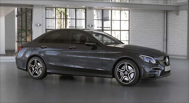 Đánh giá Mercedes C300 AMG 2020