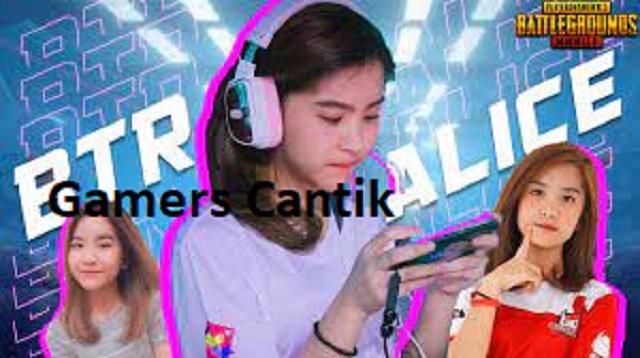 Gamers Cantik