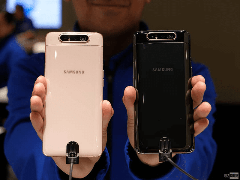 Samsung Galaxy A80 now available in PH stores!