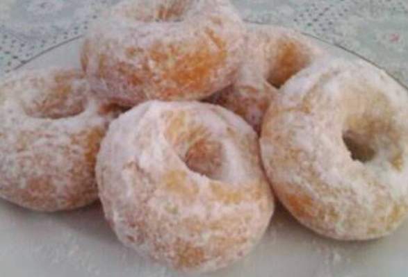 Resep donat kentang ncc Anti Gagal