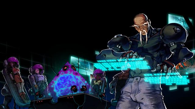 Análisis Mr X DLC SoR4 - Dr. Zan
