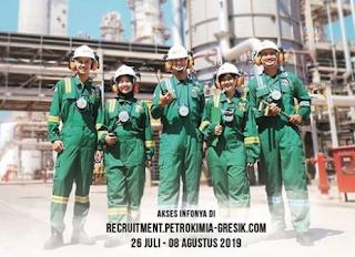 Loker Operator Lulusan SMA Petrokimia Gresik
