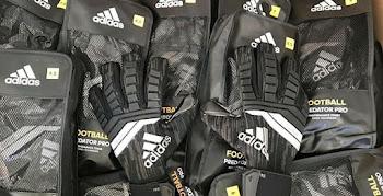af94211c8d5 Adidas Predator 18 Nitecrawler Goalkeeper Gloves Revealed