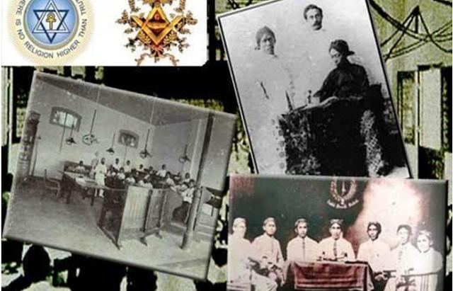 Theosofi dan 'Bagian' Gerakan Freemasonry pada Sejarah Sumpah Pemuda