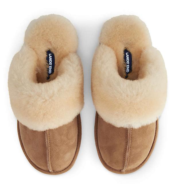 women slippers lands end