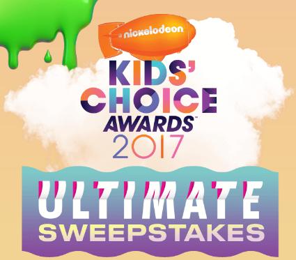 Nick com choice awards