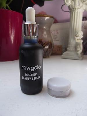 RawGaia  exfoliačná sada na čistenie pleti