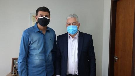 REGIÃO:  Douglas Fabrício e Rafael Bolacha garantem Ambulatório Médico de Especialidades da CIS-COMCAM
