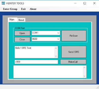 Gsm Hunter Team Samsung  FRP Tool Free Download
