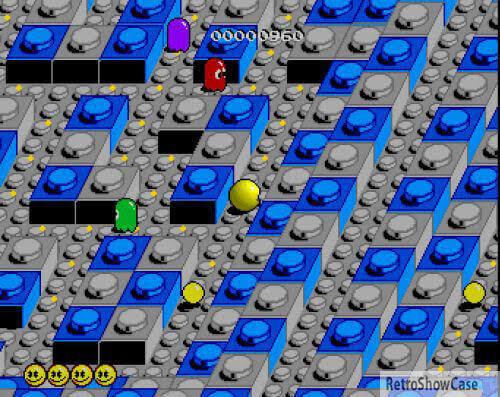 Eικόνα από την έκδοση για Amiga