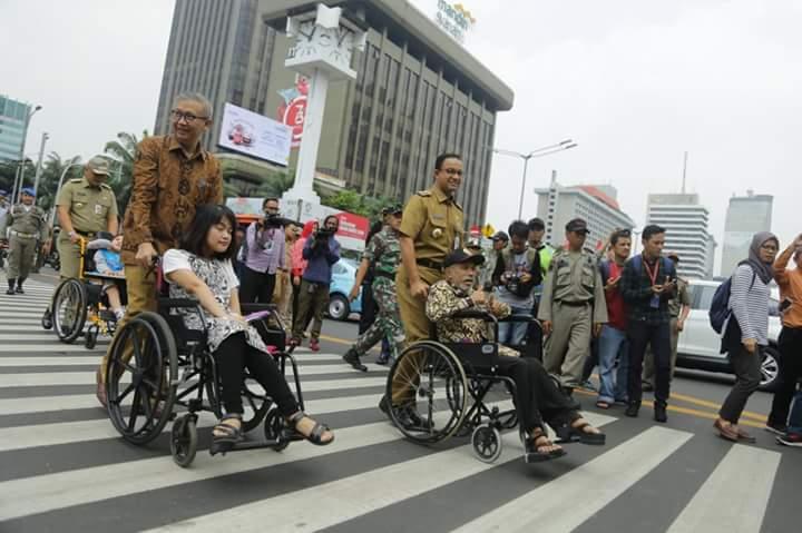 Anies Umumkan TerobosanTerbaru, Netizen: Ntar Cebong Teriak-Teriak
