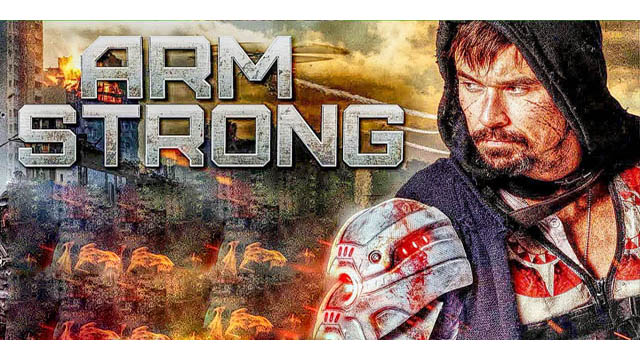 Armstrong (2017) Hindi Dubbed Movie 720p BluRay Download