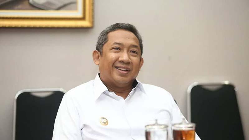 Wakil Wali Kota Bandung Yana Mulyana Positif Corona