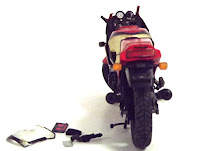 Kawasaki GPZ400R Tamiya 1/12