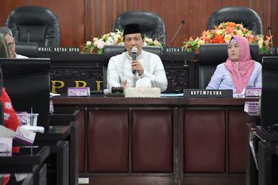 Godok Tiga Raperda Inisiatif, DPRD Kota Mojokerto Undang Akademisi UB