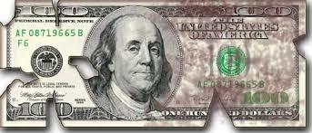 El negocio de billetes en divisas deteriorados en Venezuela