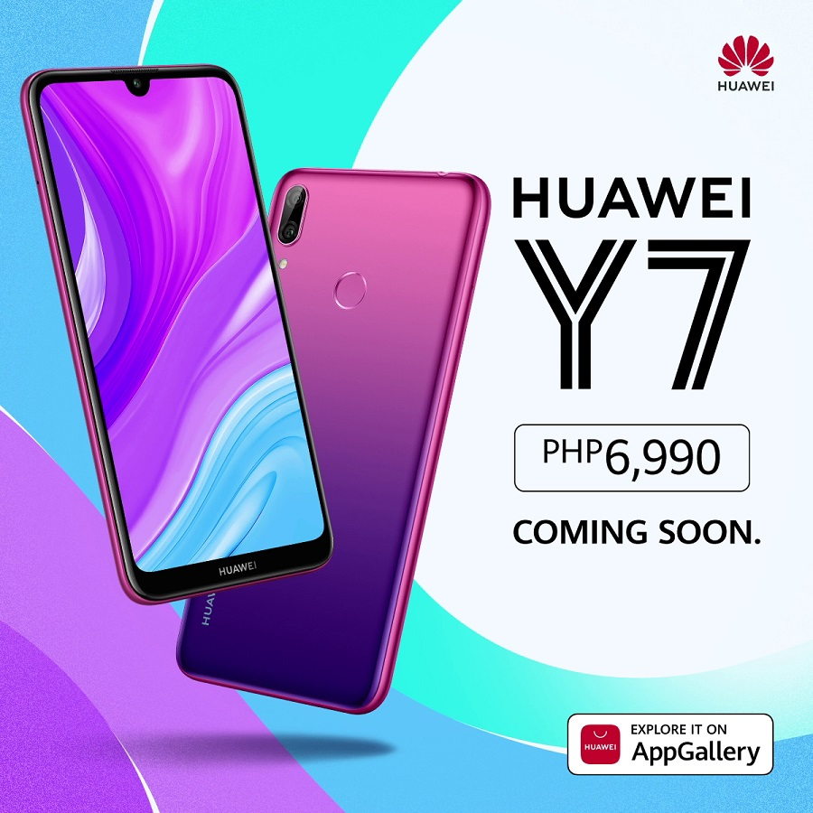 huawei y7 philippines