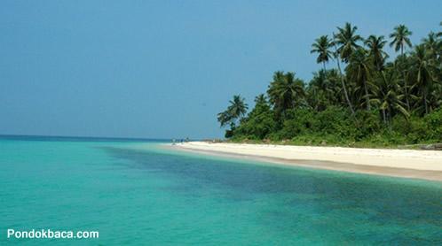 Asal-Usul Terbentuknya Pulau-Pulau di Tobelo