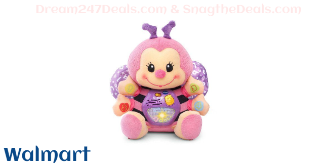 VTech Touch and Learn Musical Bee Pink