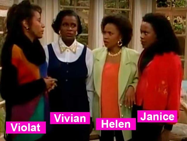 foto tia vivian e irmãs