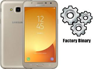 Samsung Galaxy J7 Core SM-J701F Combination Firmware