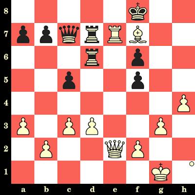 Les Blancs jouent et matent en 4 coups - Ljubomir Ljubojevic vs Amador Rodriguez, Bienne, 1985