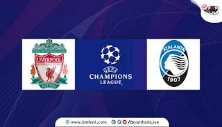 مشاهدة مباراة ليفربول و اتلانتا بث مباشر