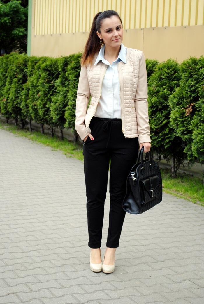 styl kobiety biznesu