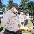 Berhasil Bujuk Pasien Covid-19 untuk Diisolasi, Bintara Polisi ini Diganjar Penghargaan