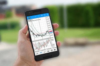 berikut ini cara mudah trading forex di android tanpa kendala