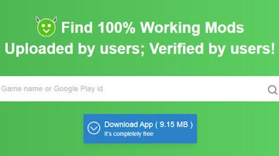 Cara Download HappyMod di Google